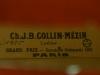 Contrebasse de Charles Jean-Baptiste Collin Mezin ,1955.